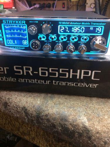 Stryker655 10 Meter Transceiver