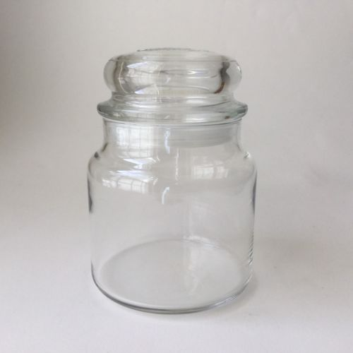 Yankee Candle Medium Jar, Empty & Clean