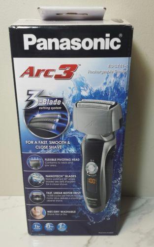 Panasonic ES-LT41-K Arc3 Men's Wet Dry Electric Razor - BRAND NEW! Open Box!