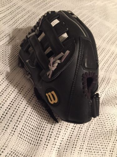 Wilson ELITE Softball custom fit leather glove 13