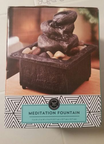 MEDITATION FOUNTAIN BNIB