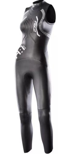 2XU Women's Active A:1 Sleeveless Wetsuit SMALL