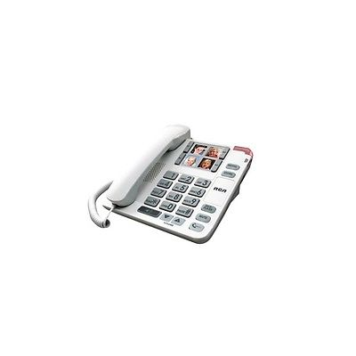 RCA Amplified Big Button Picture Phone