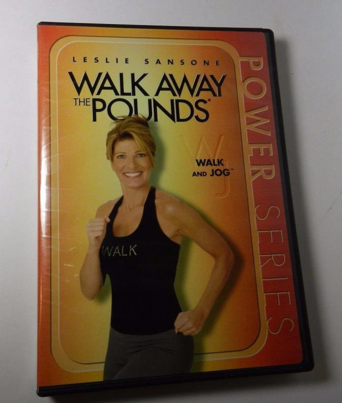 Leslie Sansone - Walk Away the Pounds - Walk and Jog