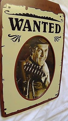 WANTED STEVE McQUEEN PICTURE