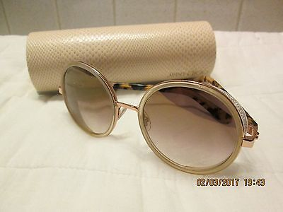 Brand New Jimmy Choo Sunglasses Andie/S Color: J7H  NH Size:: 54MM