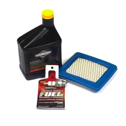 b Briggs & Stratton /b  Maintenance Kit for 625E/675EX/725EX Quantum Engines, 5