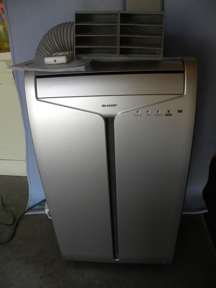 Sharp Portable Air Conditioner For Sale Classifieds