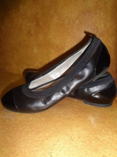 GNW Kori Womens Shoes Black Flats Fashion Casual Dress SZ 9 M