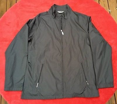 WOMEN'S PING COLLECTION BLACK JACKET - SIZE LARGE