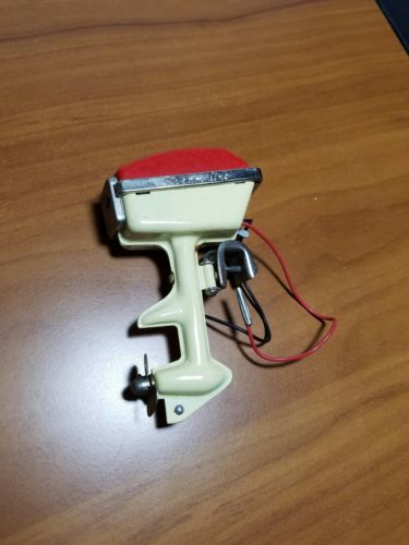 Vintage Stream Line Outboard Toy Motor