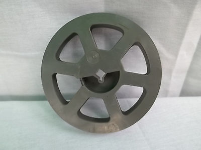 16 mm 200' plastic film reel 16mm 5 inch