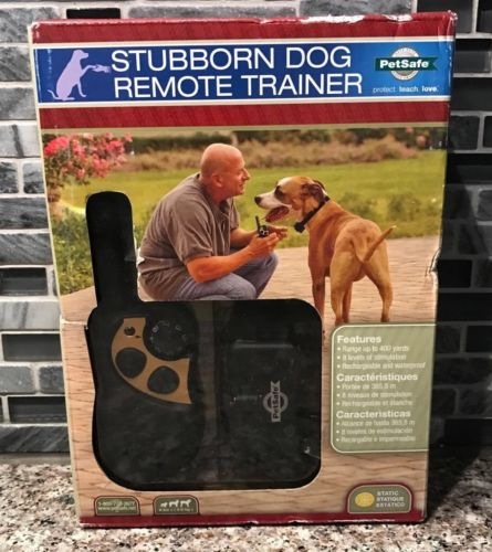 BRAND NEW SEALED Petsafe Stubborn Dog Remote Trainer HDT11-13910 FAST SHIP