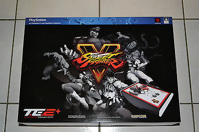 Mad Catz Street Fighter V Arcade FightStick Tournament Edition 2+ PS3/PS4, Seal