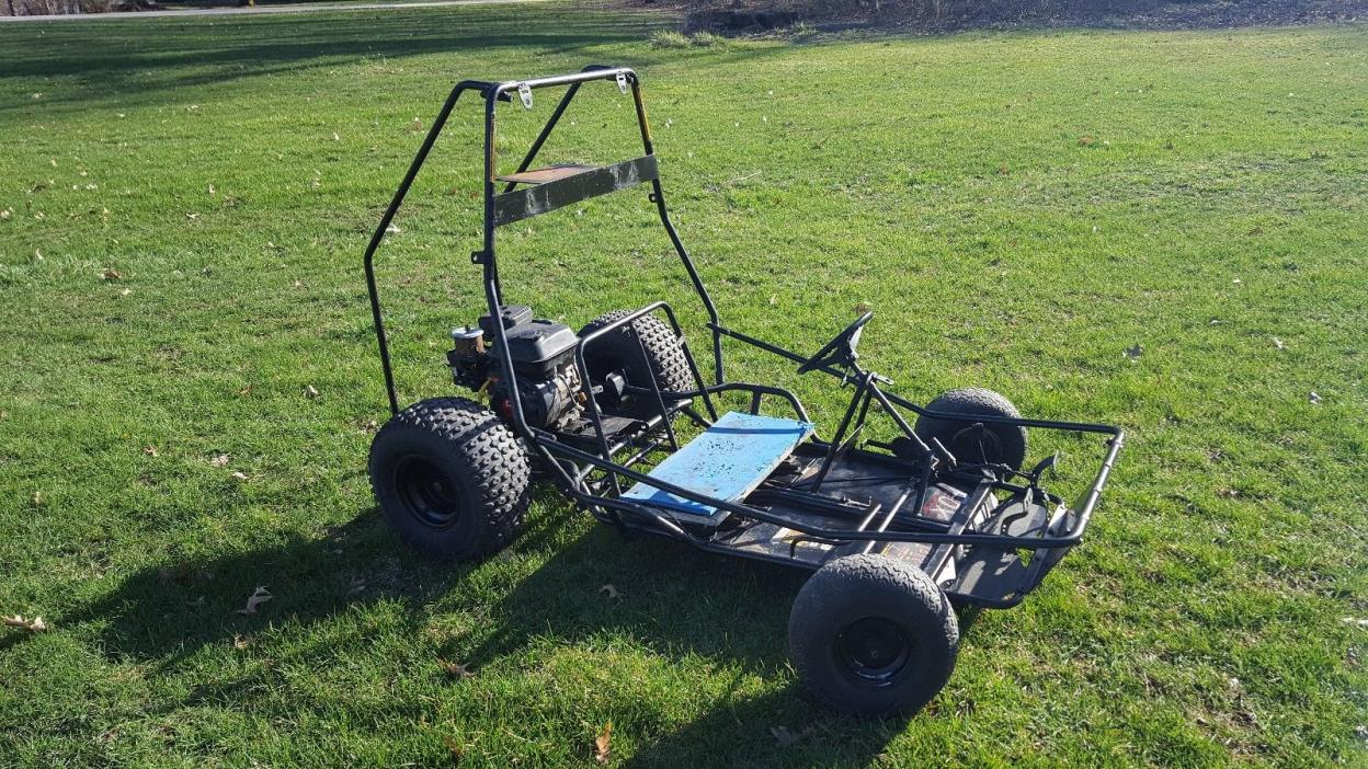 Manco Fox Pro 2 Seater Go Kart