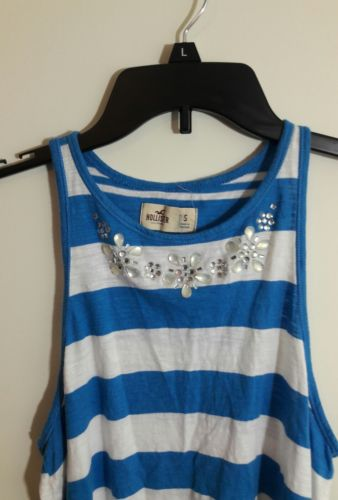Hollister womens tank shirts size small