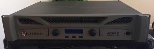 Crown Xti 4002 Amp