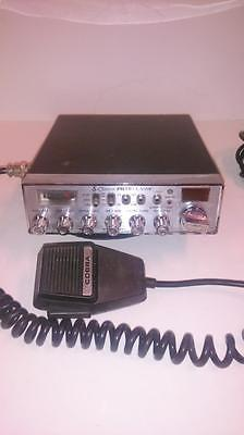 Cobra 29LTD 40 Channel CB Radio As-Is Untested With Mic - No Power Cord