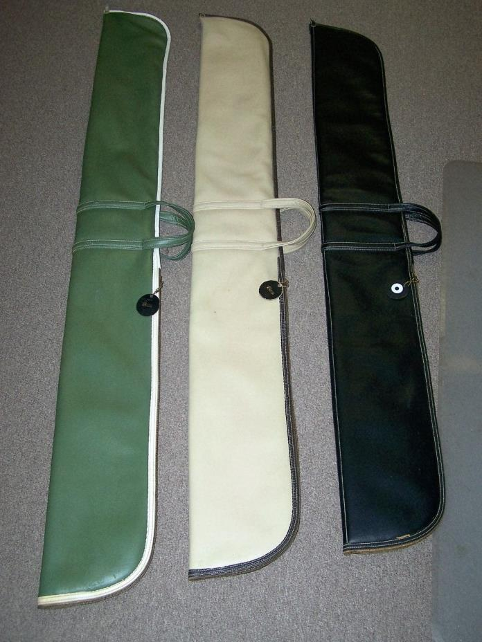 Fred Bear Archery Vintage Recurve Bow Case GREEN 63