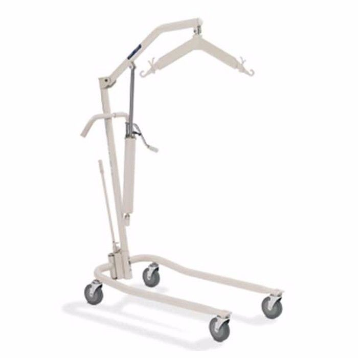 Invacare Hydraulic Hoyer Medical Bedside Patient Lift 9805P Coated Finish, 89147