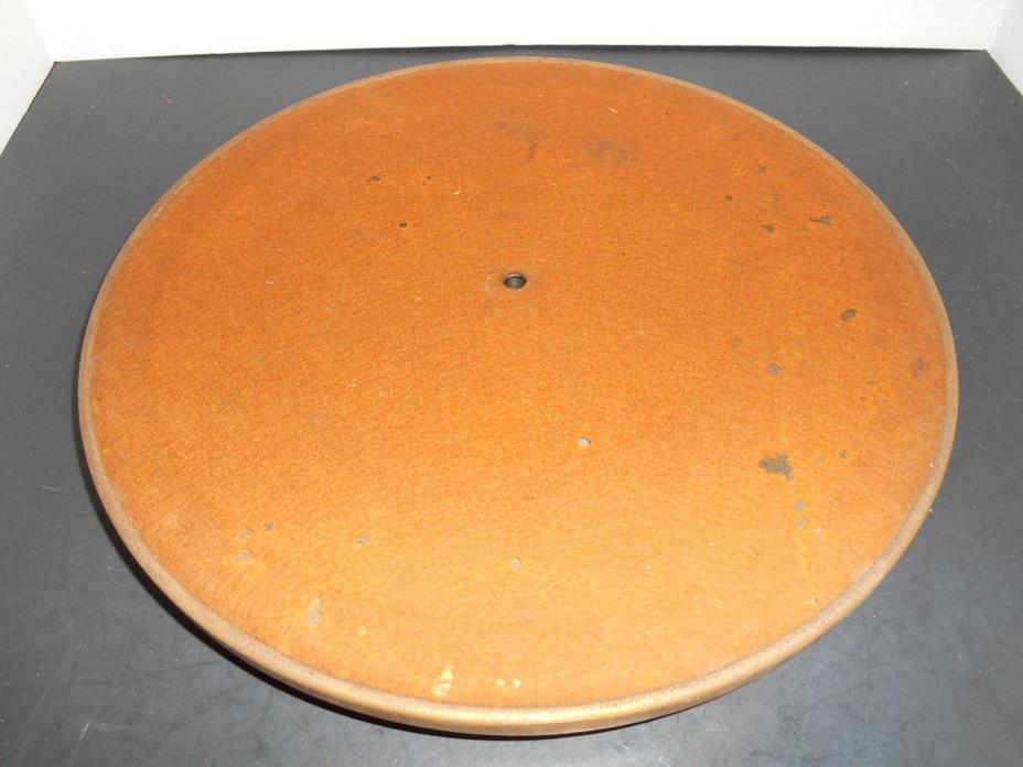 Vintage Victor Victrola Bronze Edge Phonograph Platter