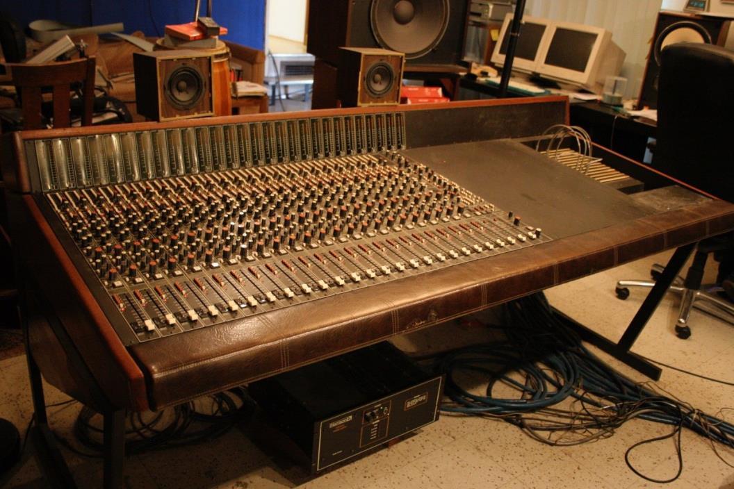 recording studio console for sale classifieds