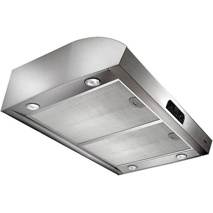 Broan QP330SS Evolution 3 30 In. Stainless Steel Convertible Range Hood