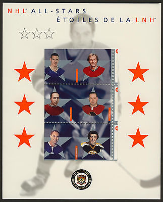 Canada 1935 in folder MNH NHL All Stars, Ice Hockey, Sports