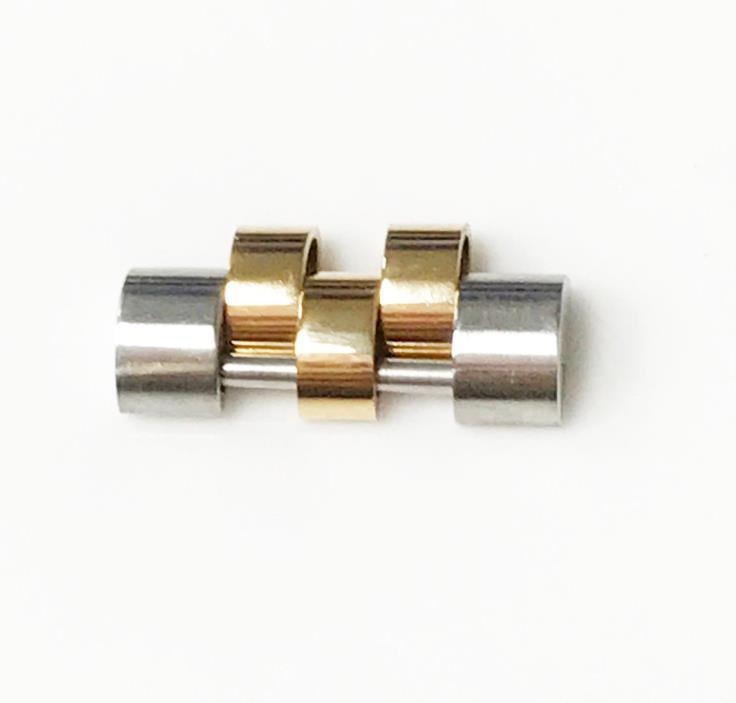 ROLEX 16233 JUBILEE 15.5MM 18K GOLD & STEEL ORIGINAL SWISS MADE WATCH LINK NOS