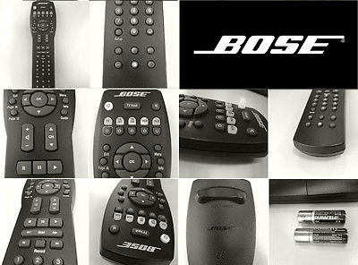 Bose 321 Remote Control for AV 3-2-1 GS Series II or III  - MX320B