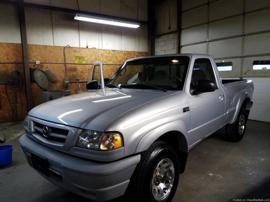2002 MAZDA B3000  2WD