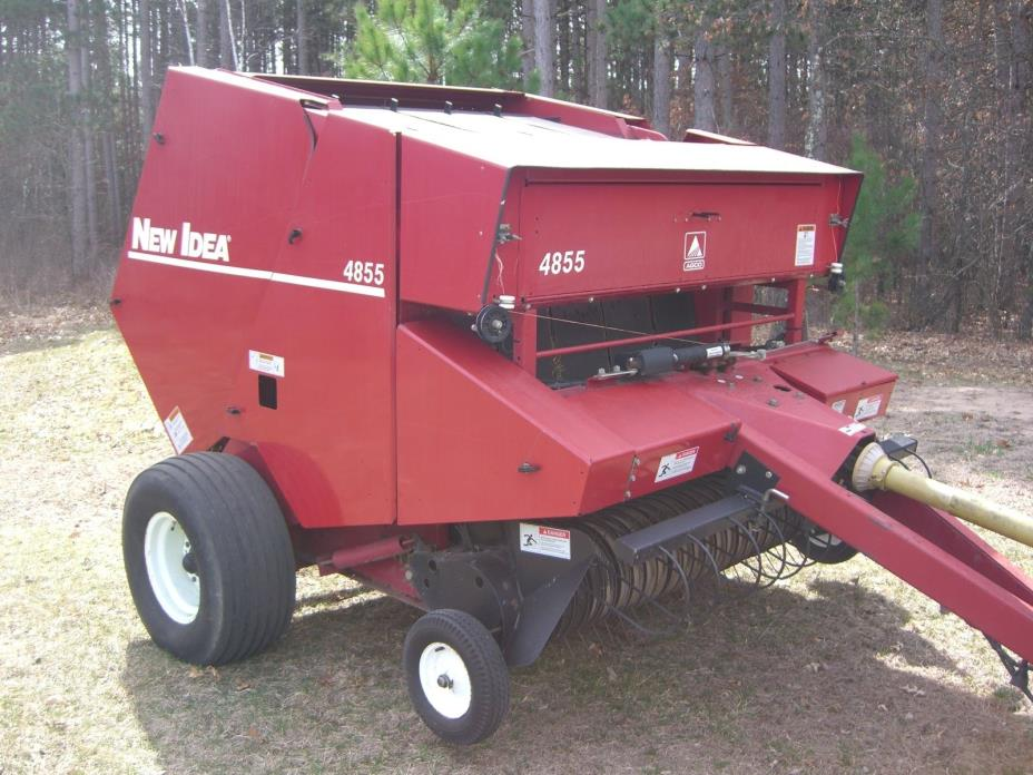 Round Hay Balers For Sale Classifieds
