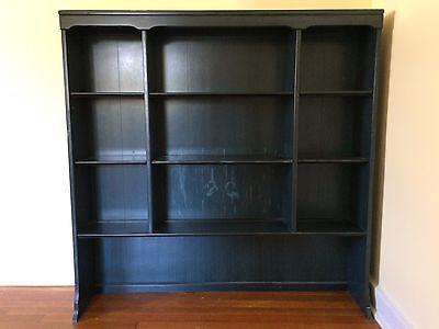 Classic Ethan Allen Room Plan CRP Desk Hutch Top Bookshelf Bookcase 48 Inch