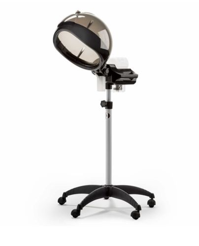 Salon Sundry Professional Salon Hair Steamer with Rolling Floor Stand Base