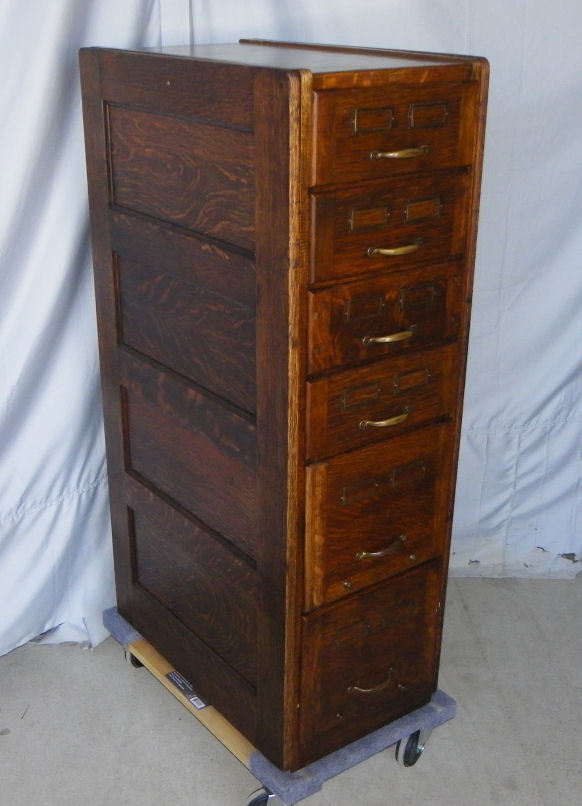 antique oak file cabinet for sale classifieds. Black Bedroom Furniture Sets. Home Design Ideas