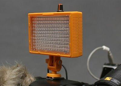 160 LED VIDEO LIGHT for Sony HVR-V1U Z5U HDR-FX7 AX2000 Panasonic AG-HVX200