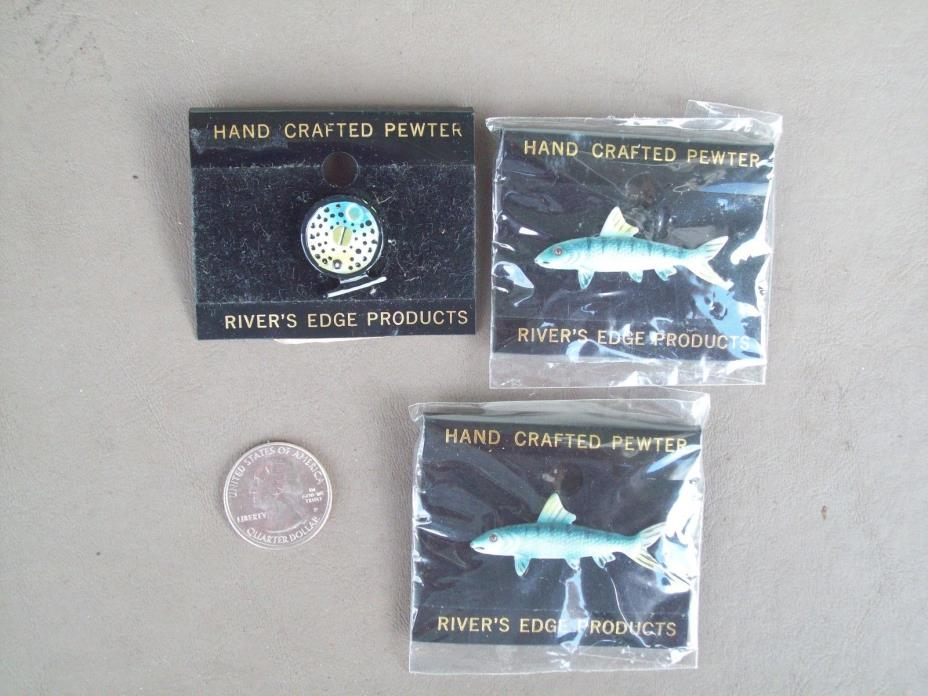 Fishing hat pins for sale classifieds for Fishing hat pins