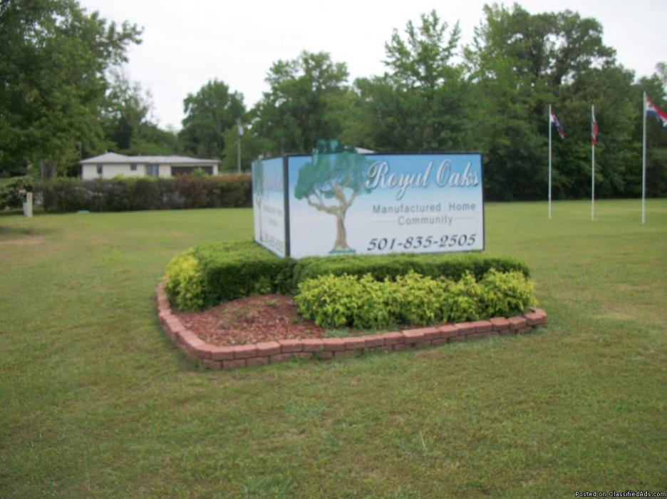 Mobile Homes for Sale/Vacant Sites Available (North Little Rock)