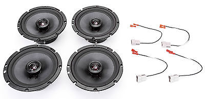 2007-2011 GMC Sierra Elite Series Complete Vehicle Speaker Package Upgrade by Skar Audio
