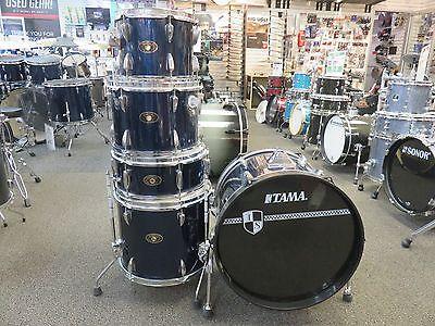 Tama Imperialstar 5pc Drum Set W/ 18