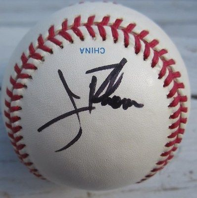 Rawlings  Official League SIGNED Baseball