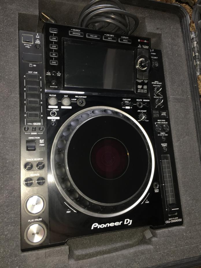pioneer cdj 2000 for sale classifieds. Black Bedroom Furniture Sets. Home Design Ideas