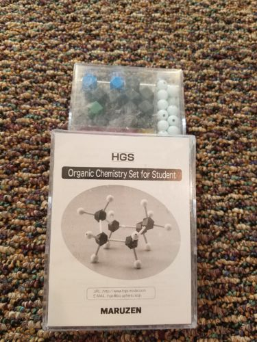 HGS Organic Chemistry Set for Students