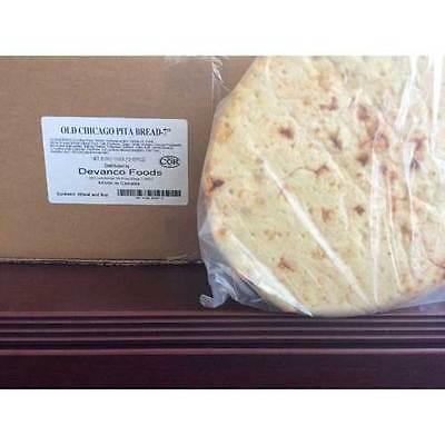 Devanco Old Chicago Pita Bread, 7 inch -- 120 per case.