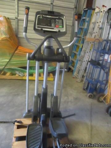 SportsArt E872 Elliptical Trainer RTR#6074770-02