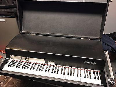 70's Fender Rhodes 73 Key Stage Piano Mark l Elec Keyboard w/speaker