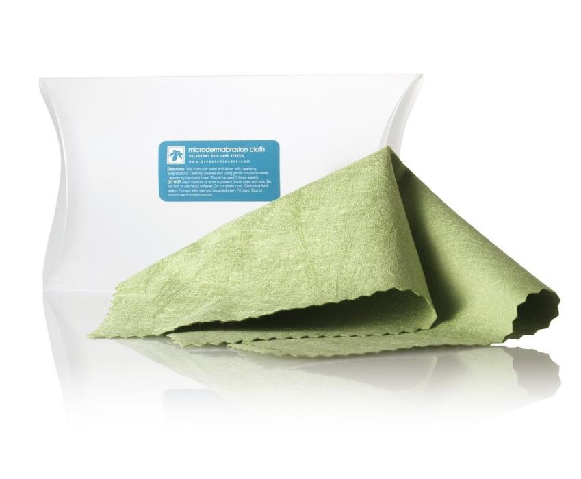 MELADERM MICRODERMABRASION CLOTH Green 8.75