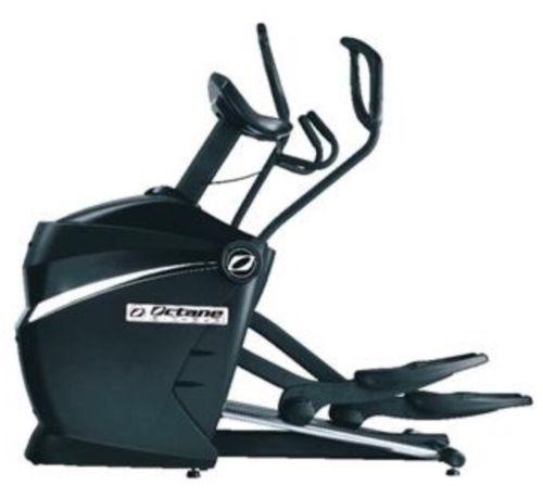 OCTANE Fitness ELLIPTICAL Q45e Training Machine Exercise Equipment