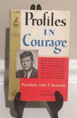 profiles in courage Book President Kennedy
