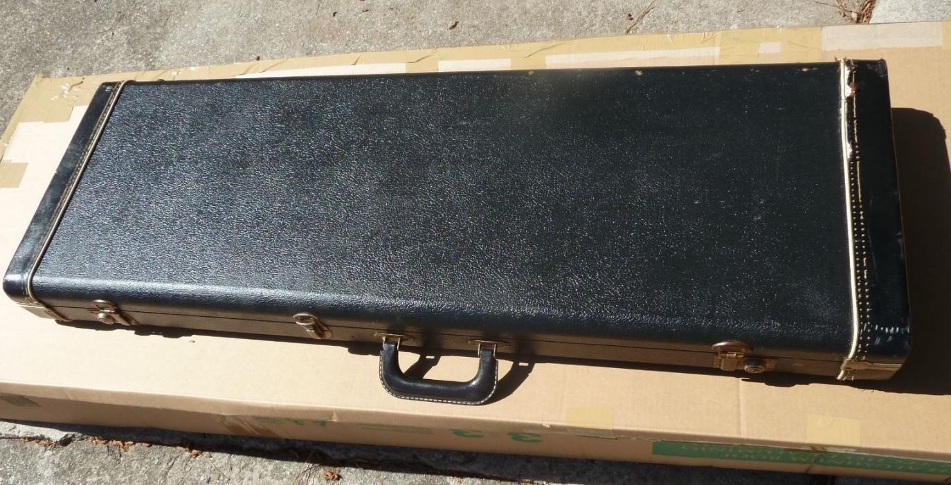 Fender 1960s Vintage Stratocaster Hard Case No Logo 65-1968 Telecaster Clean